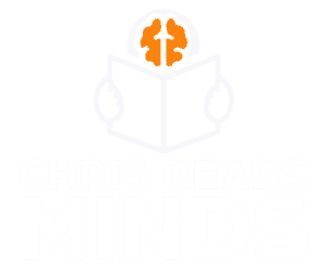Chris Reads Minds Logo